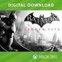Batman Arkham City Digital Xbox 360 / Entrega Inmediata