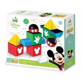 Bimbi Apilables Mickey Con Sonido X10 Tienda Oficial