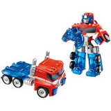 Transformers Rescue Bots Optimus Prime Playskool Heroes