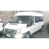Transit Minibus 13 + 1 -- 2.4 Turbo Diesel