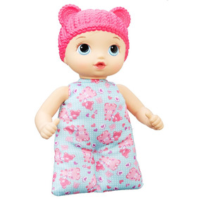 Boneca Baby Alive Naninha Loira Hasbro
