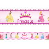 Faixa Decorativa - Princesas