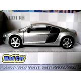 Mad Car Audi R8 Auto 1/36 Kinsmart Coleccion Diecast