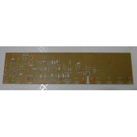 Placa Para Montar - Pre Amplificador De Guitarra / Distorção