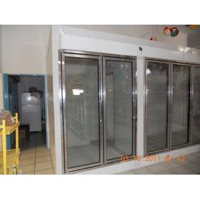 Camara De Refrigeracion Seminueva 6 Puertas