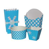 Mesa Dulces Set Copo Nieve Fiesta Frozen Dulceros Cupcakes