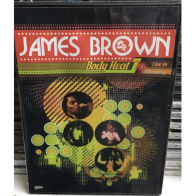 Dvd James Brown Body Heat Live Monterey Nuevo