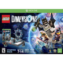 Lego Dimensions Starter Pack Xbox One Nuevo