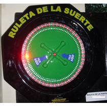 Ruleta Quiniela -emporio Del Agenciero -congreso