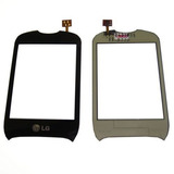 Tela Vidro Touch Screen Celular Lg T310 Original Preto