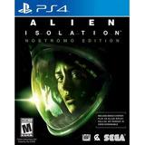 Alien Isolation Nostromo Edition Ps4 Nuevo Y Sellado Juego