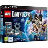 Lego Dimensions Para La Consola Playstation 3
