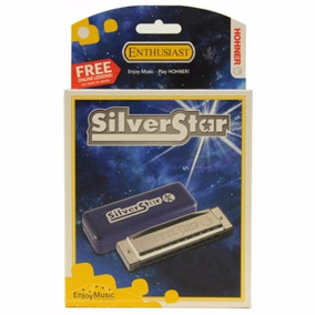 Hohner Armonica Silver Star Tono Do