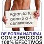 Manual Para Agrandar Y Engrosar El Pene (digital Pdf)