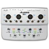 Interfaz De Audio Alesis Io4 4 Canales 24 Bits + Cubase Le