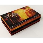 Prova De Fogo Dvd - Kit - Exiba Em Sua Igreja - Kit Completo