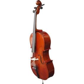 Frete Grátis - Alan Al-1210 4/4 : Cello 4/4 Profissional