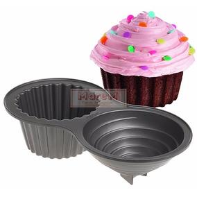 Molde Cup Cake 3d, Cupcake Gigante - Simil Wilton - Unicos!!