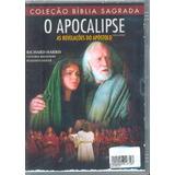 Coleção Bíblia Sagrada Dvd O Apocalipse Revelações Apóstolo