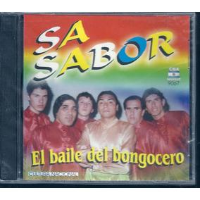 Sa Sabor El Baile Del Bongocero Cd Nuevo Original Cerrado