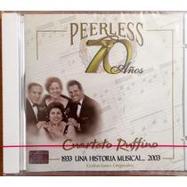Cd Cuarteto Ruffino Una Historia Musical Nuevo Sellado