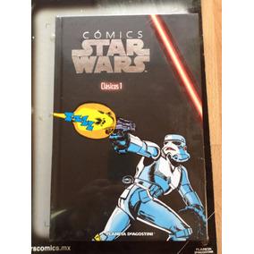 Libro Cómics Star Wars Clásicos Tomo 1 Planeta - Conozca Más