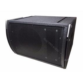 Bafle Lineal Mr Audio Mr110 Para 1 Bocina De 10 Y Agudo