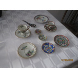 Set De 11 Piezas De Porcelana China Y Japonesa