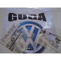 Emblema Cross Da Grade Saveiro G6 Original ---guga Volks !!!