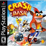 Juego Portable Crash Bash De Play 1 Para Pc- Oferta