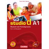 Studio D A1 - Kursbuch + Ubungsbuch + Audio Cd - Cornelsen