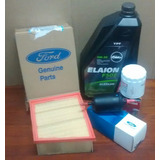 Kit Aceite F50e + Filtros Original Ford Ecosport Kinetic 1.6