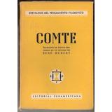 Comte. Selección Textos: René Hubert Y Demetrio Náñez 1943