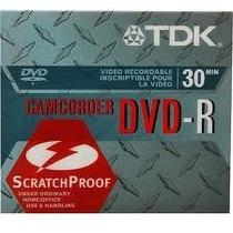 Mini Dvd-r Para Handycam Remate De Lote De 100 Piezas