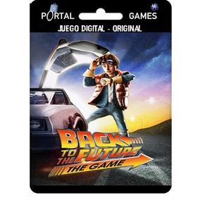 Back To The Future Volver Al Futuro Ps3 + 15% Off