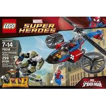 Lego Super Heroes Spiderman 76016