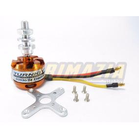 Motor Turnigy D3530/14 1100kv Brushless Com Spinner Aero