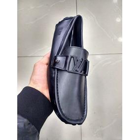 Zapatos Mocasine Caballero Louis Vuitton Varios Colores