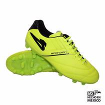 Zapato Fútbol Olmeca Scorpion Ver Envío Gratis