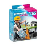 Playmobil Arquitecto Con Mesa De Trabajo - Mosca