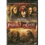 Dvd Piratas Do Caribe - No Fim Do Mundo - Novo***