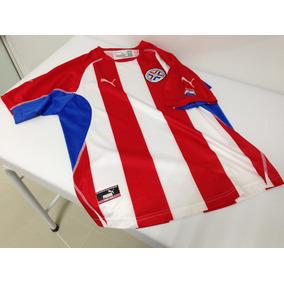 Camisa Paraguai Seleção De Futebol Puma Oficial
