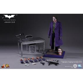 Joker 2.0 Dx11 Hot Toys Heath Ledger Batman The Dark Knight