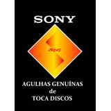 Agulha Sony -do Toca Disco Xo 650 Pronta Entrega!!