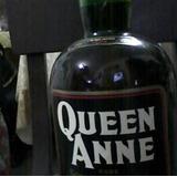 Coleccionable Grande De Anne Queen Botella Dluxe Muy Bonito