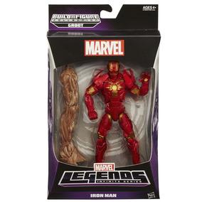 Boneco Homem De Ferro Hasbro Legends Marvel