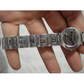Reloj Fendi Usado 100%original En Oferta Ganalo Ya Herms O