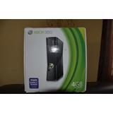 Xbox360 Slim Con Todo