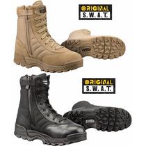 Botas Tacticas Deportes Original Swat