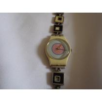 Reloj Swatch Vintage Dama Mini De Colección